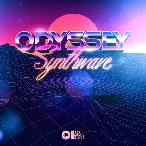 Black Octopus Sound Odyssey Synthwave