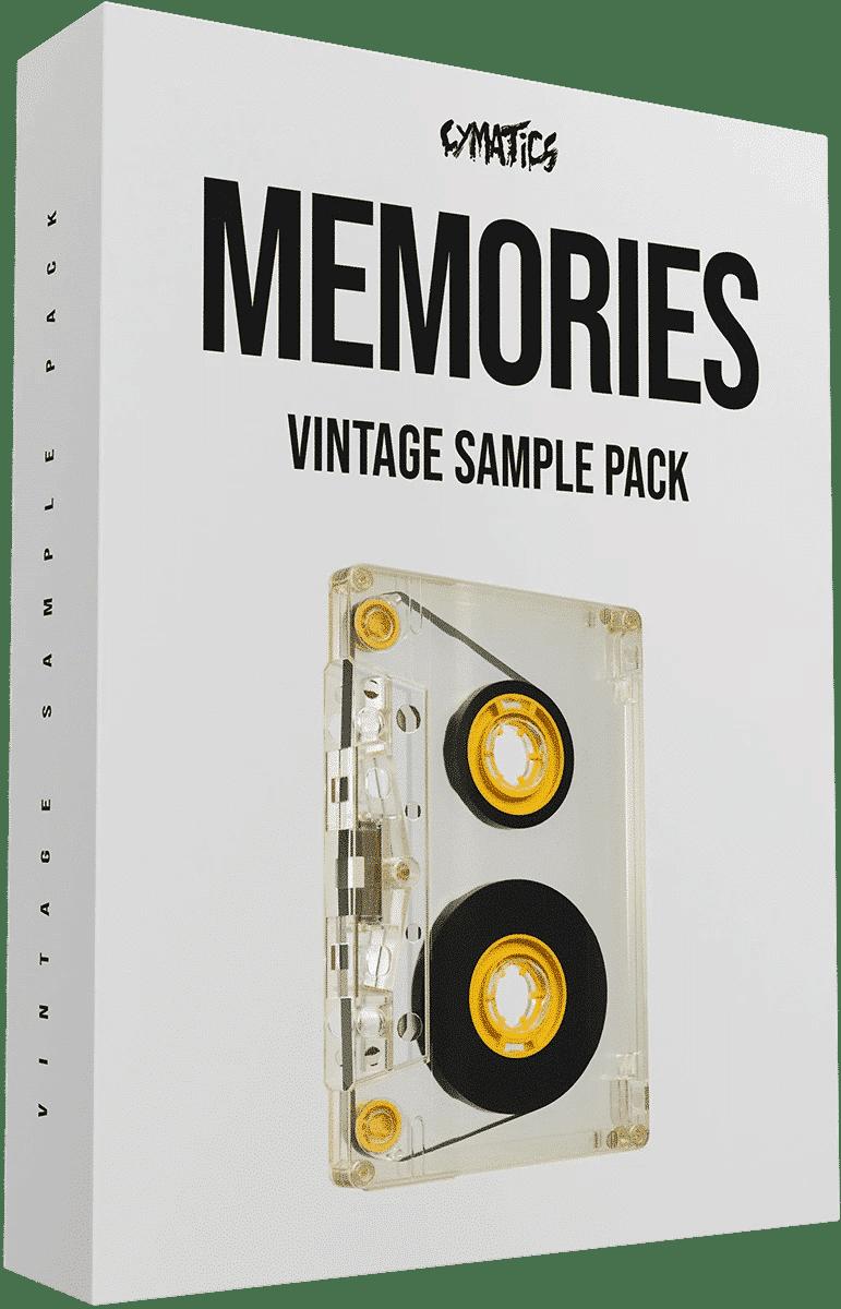 Cymatics Memories Vintage Sample Pack