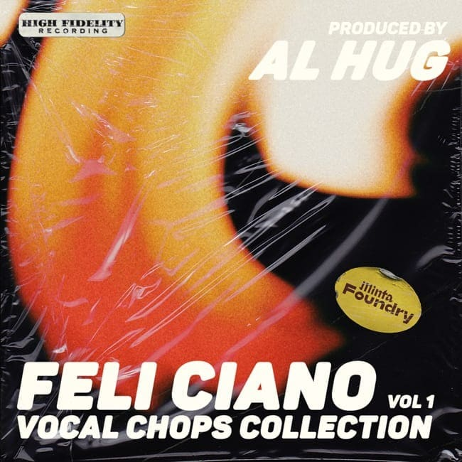 Drumify Al Hug – Feli Ciano Vocal Chops Collection Vol.1 One Shot Kit