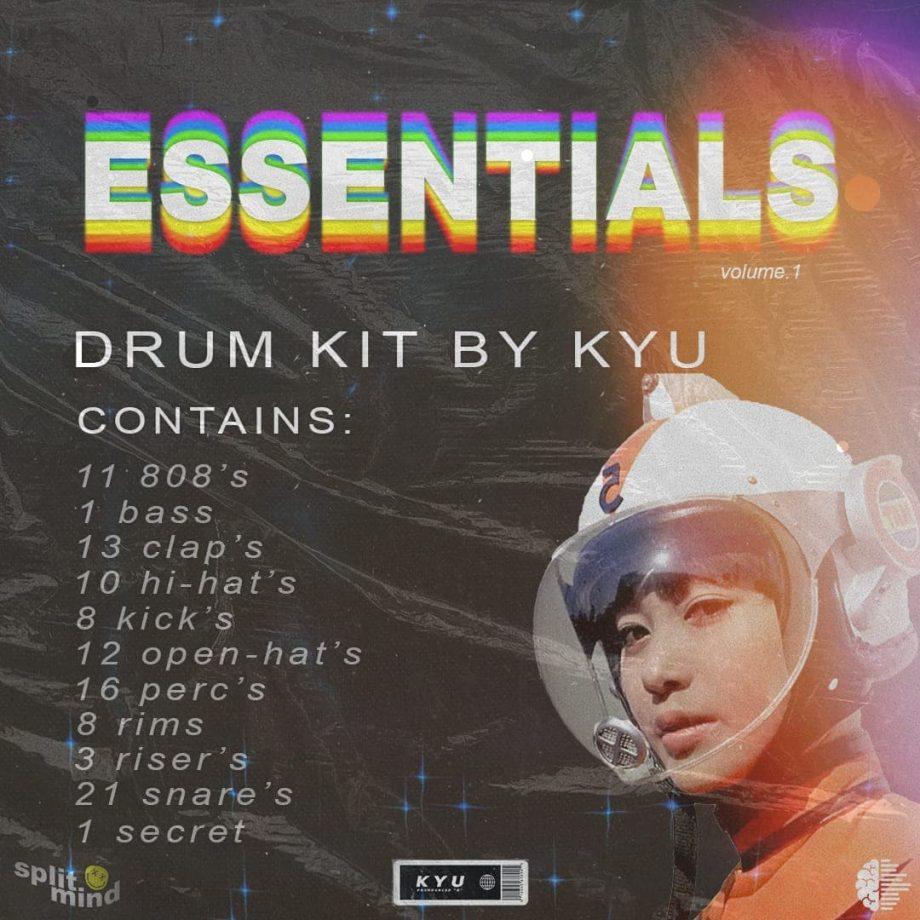 Drumify Kyu – Essentials Vol.1 Drum Kit