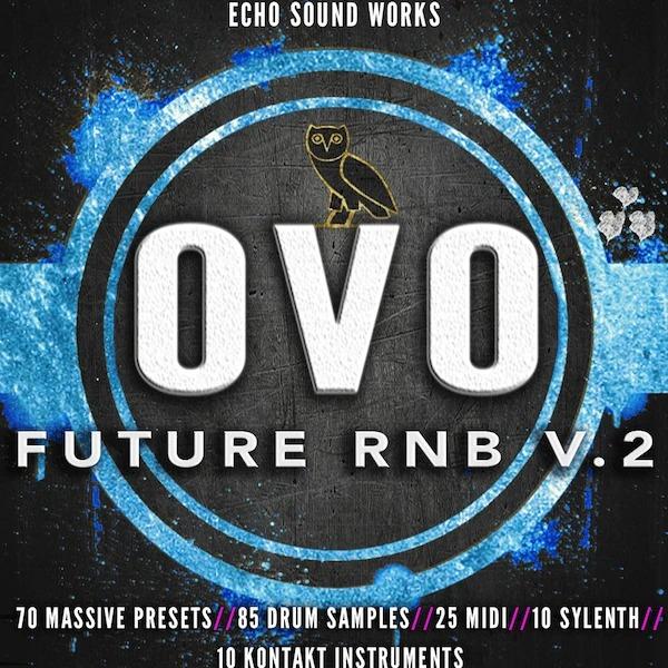 Echo Sound Works OVO Future RnB Vol.2