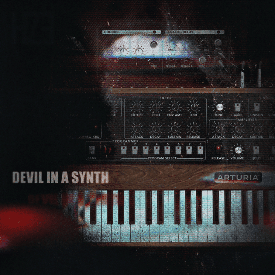 HZE DEVIL IN A SYNTH ANALOG LAB 4 BANK