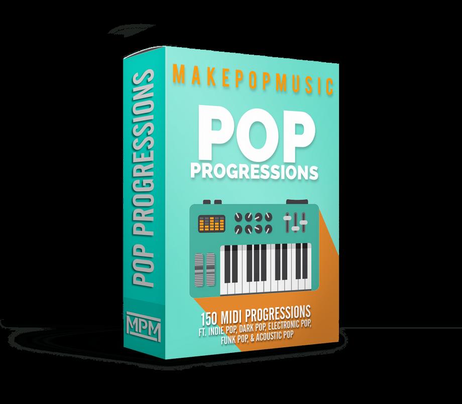 Make Pop Music - Pop Progressions MIDI Pack