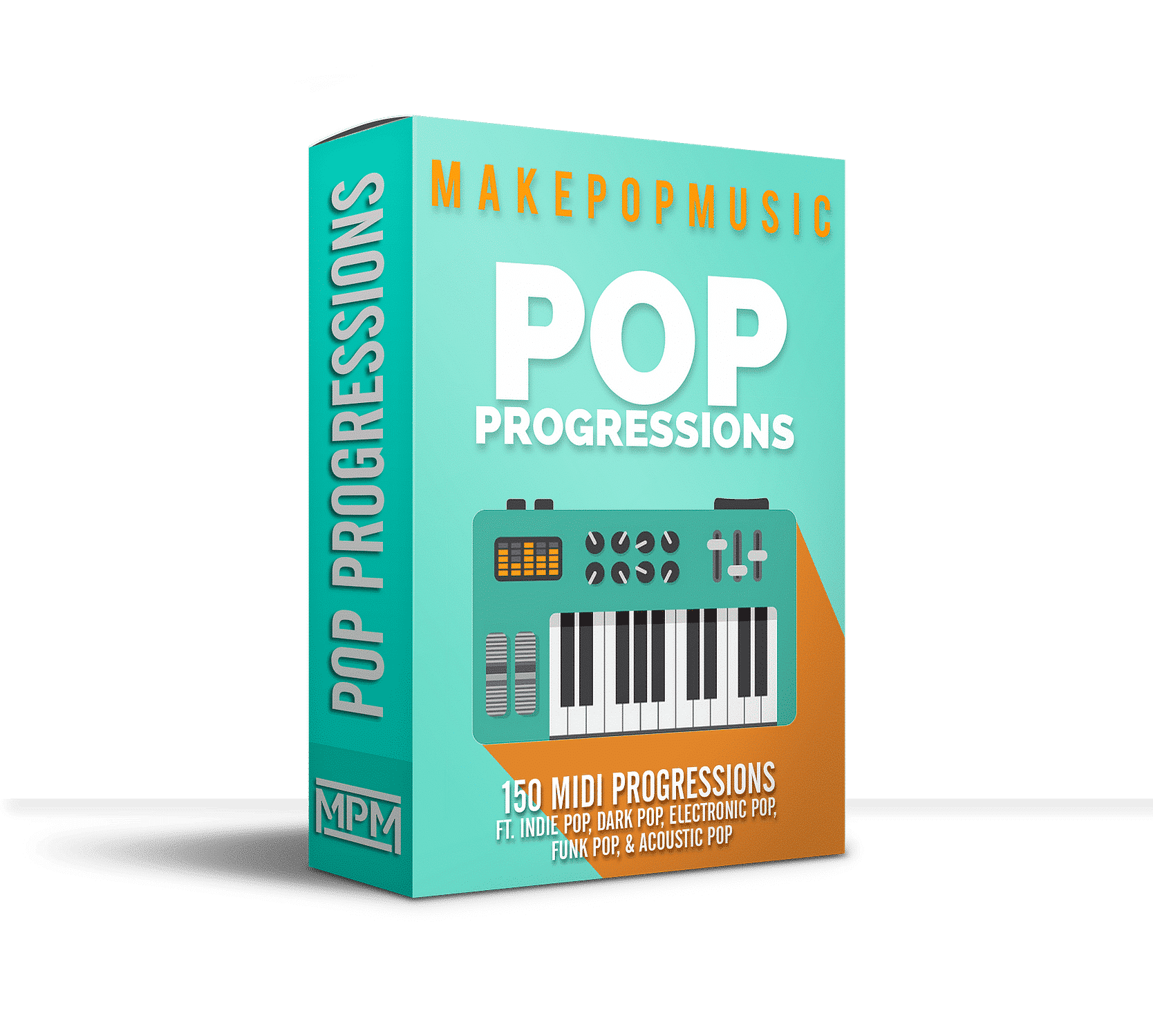 Make Pop Music – Pop Progressions MIDI Pack