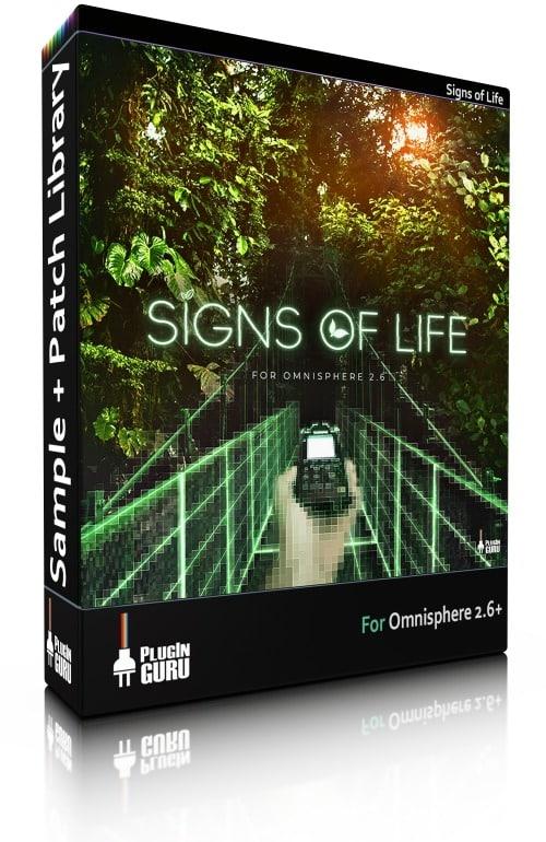 PlugInGuru Signs of Life for Omnisphere 2.6