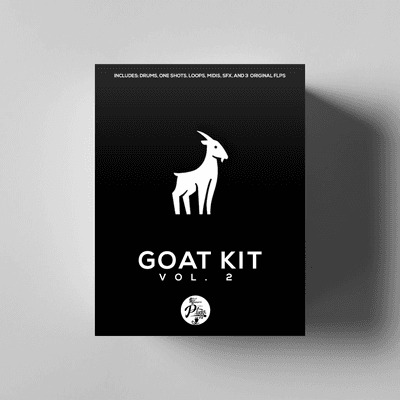 Polo Boy Shawty Goat Kit V2 Drum Kit