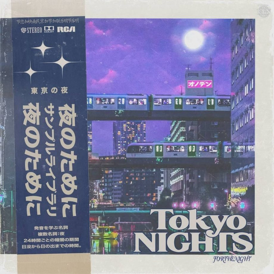 The Drum Broker FORTHENIGHT Tokyo Nights Compositions
