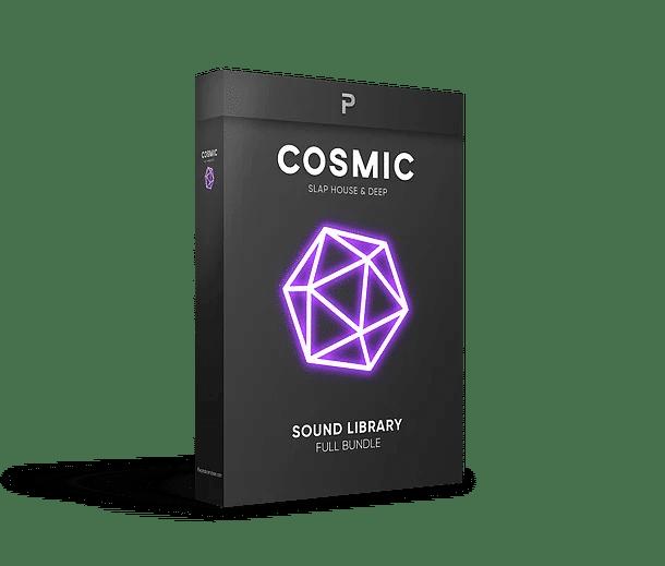 The Producer School Cosmic Slap Deep House Sample Pack