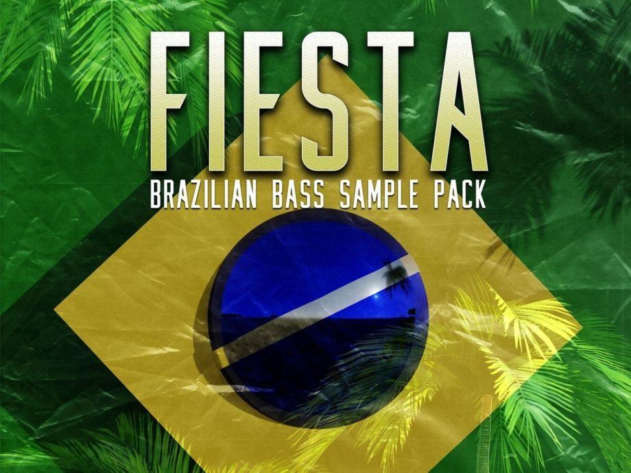 Aman Chauhan - FIESTA - Brazilian Bass [Presets + Samples + MIDI]