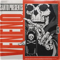 Cash Gang Records - Santo - Veneno Loop Kit