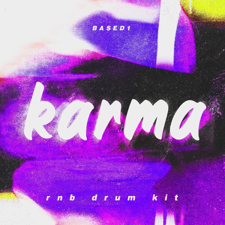 Drumify - Based1 – Karma (RNB Drum Kit)