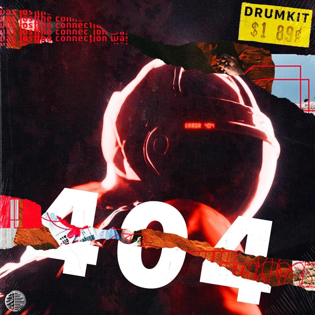 Drumify - Plzzdelete – 404 Error (Multi Kit)
