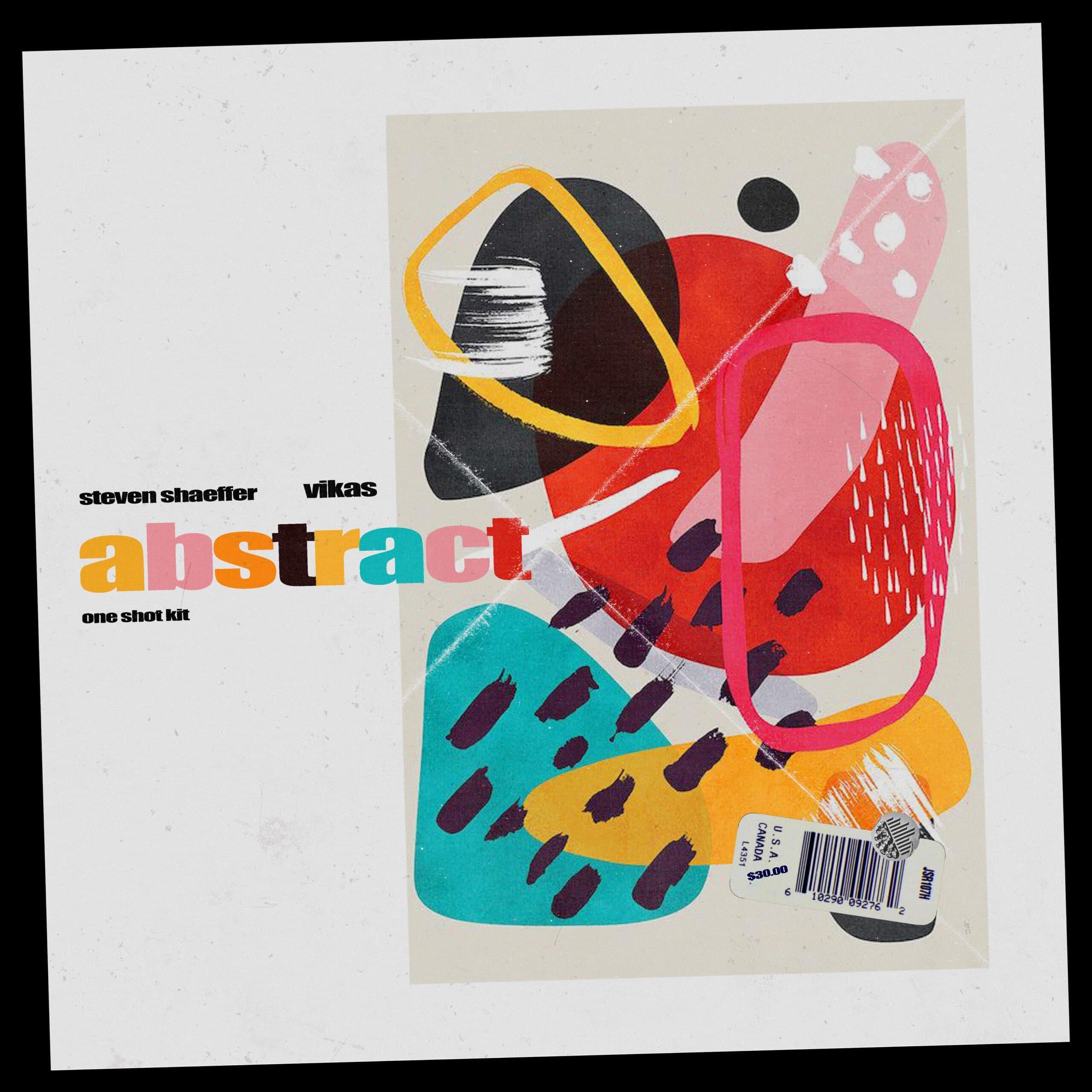 Drumify - Steven Shaeffer X Vikas – Abstract (One Shot Kit)