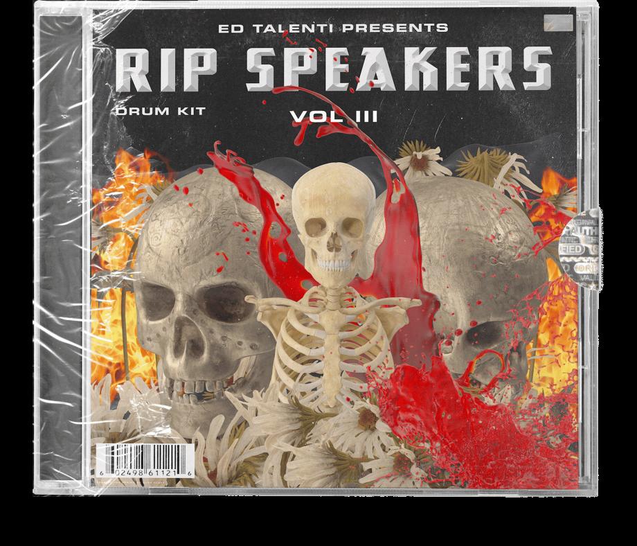 EdTalenti - R.I.P. Speakers Vol.3