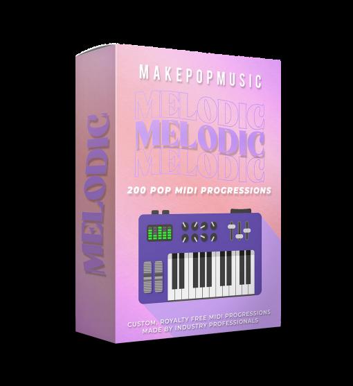 Make Pop Music - Melodic (MIDI Progressions)