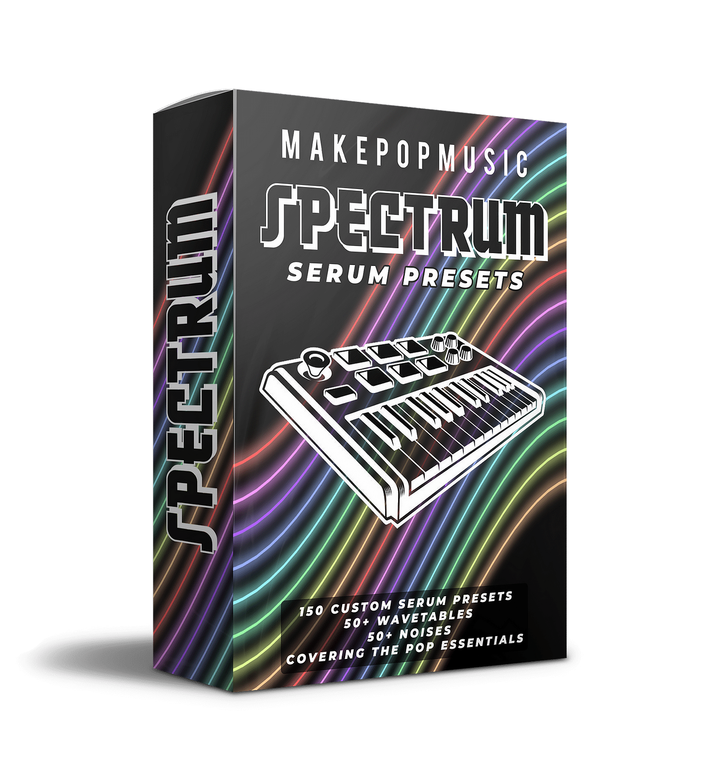 Make Pop Music - Spectrum (Serum Presets)