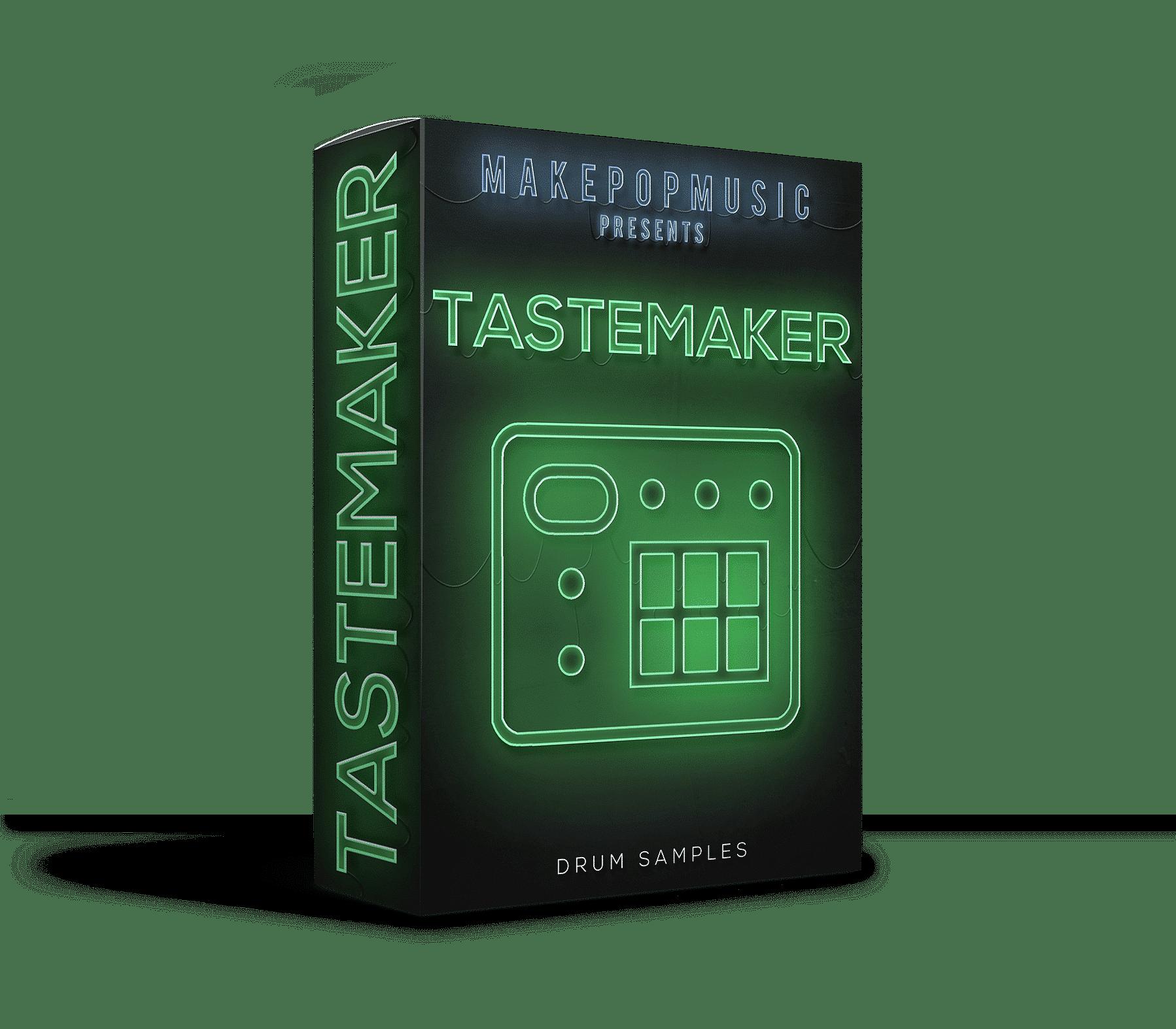 Make Pop Music - Tastemaker