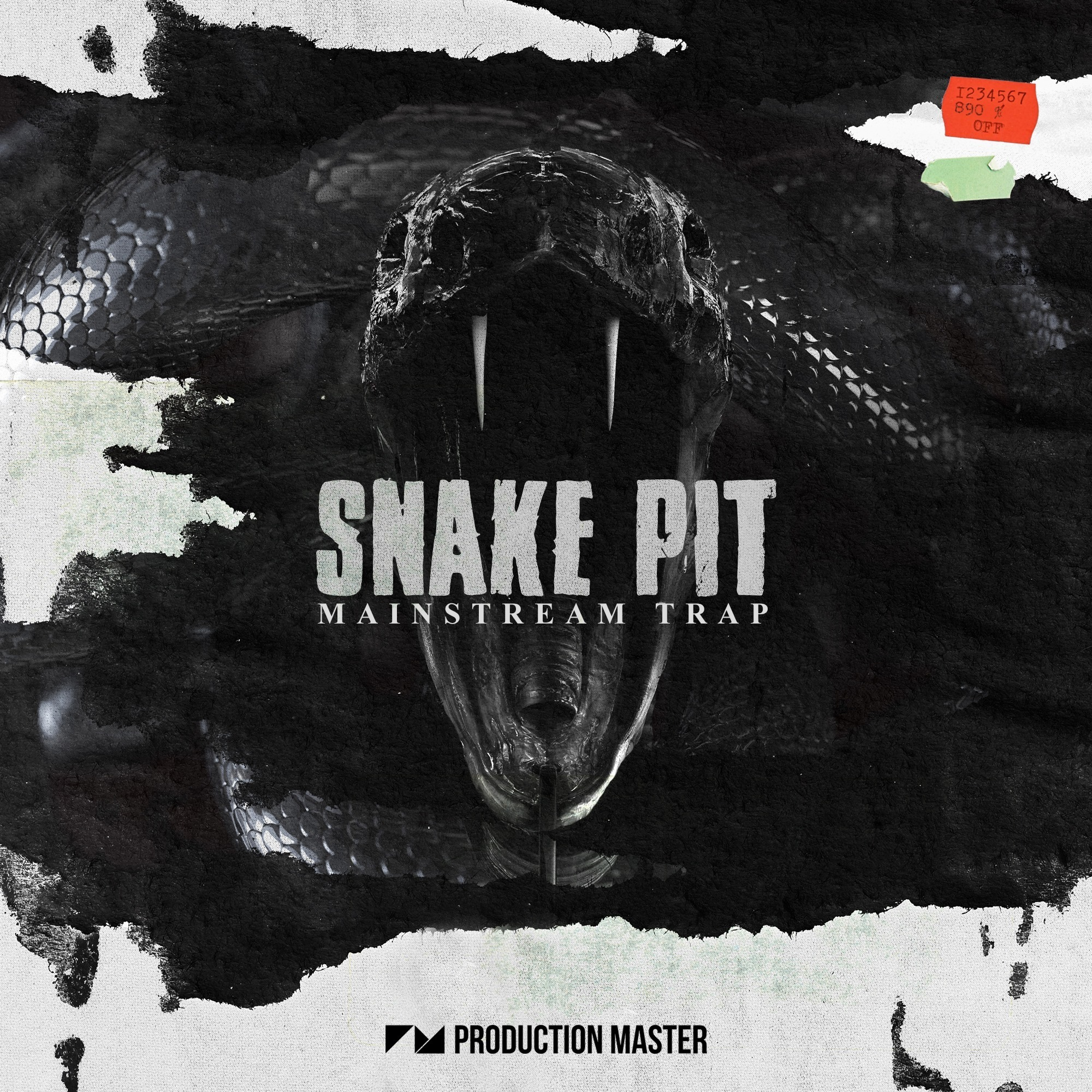 Production Master – Snake Pit – Mainstream Trap