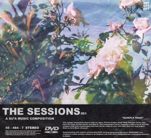 Sample Plug - The Sessions Vol. 01 (Compositions & Stems)