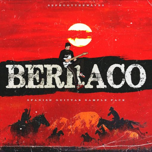 SephGotTheWaves - Berraco