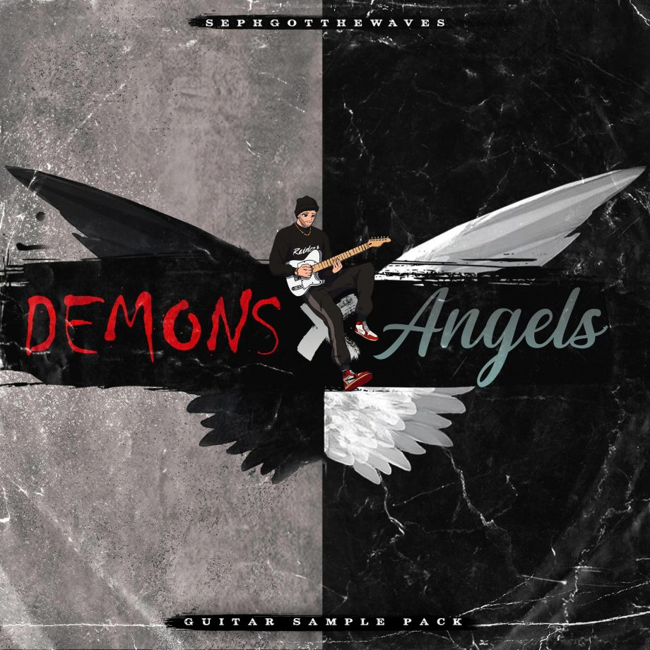 SephGotTheWaves Demons Angels