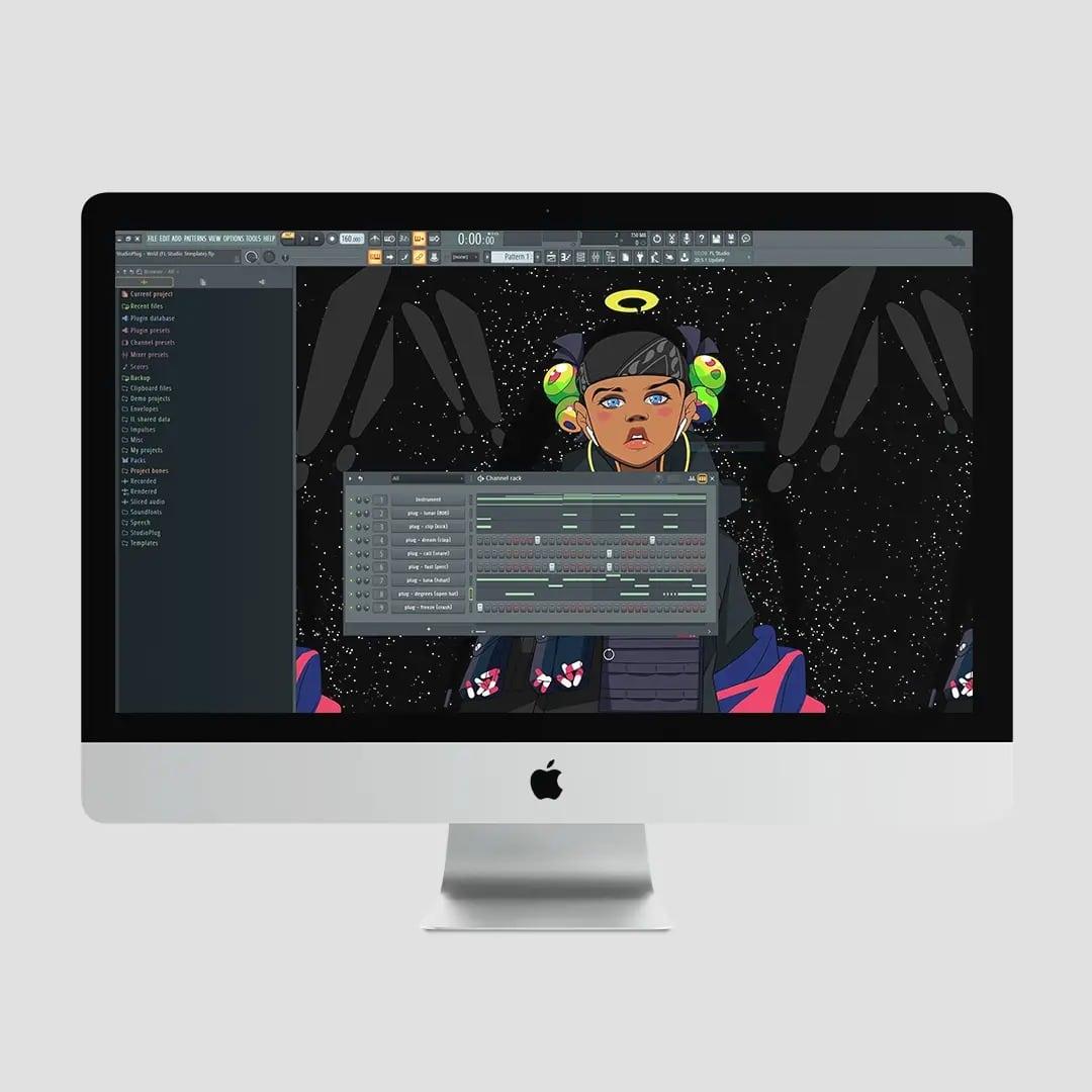 StudioPlug – Wrld (Producer Kit)