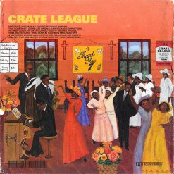 The Drum Broker - The Crate League - Thank You Vol. 7