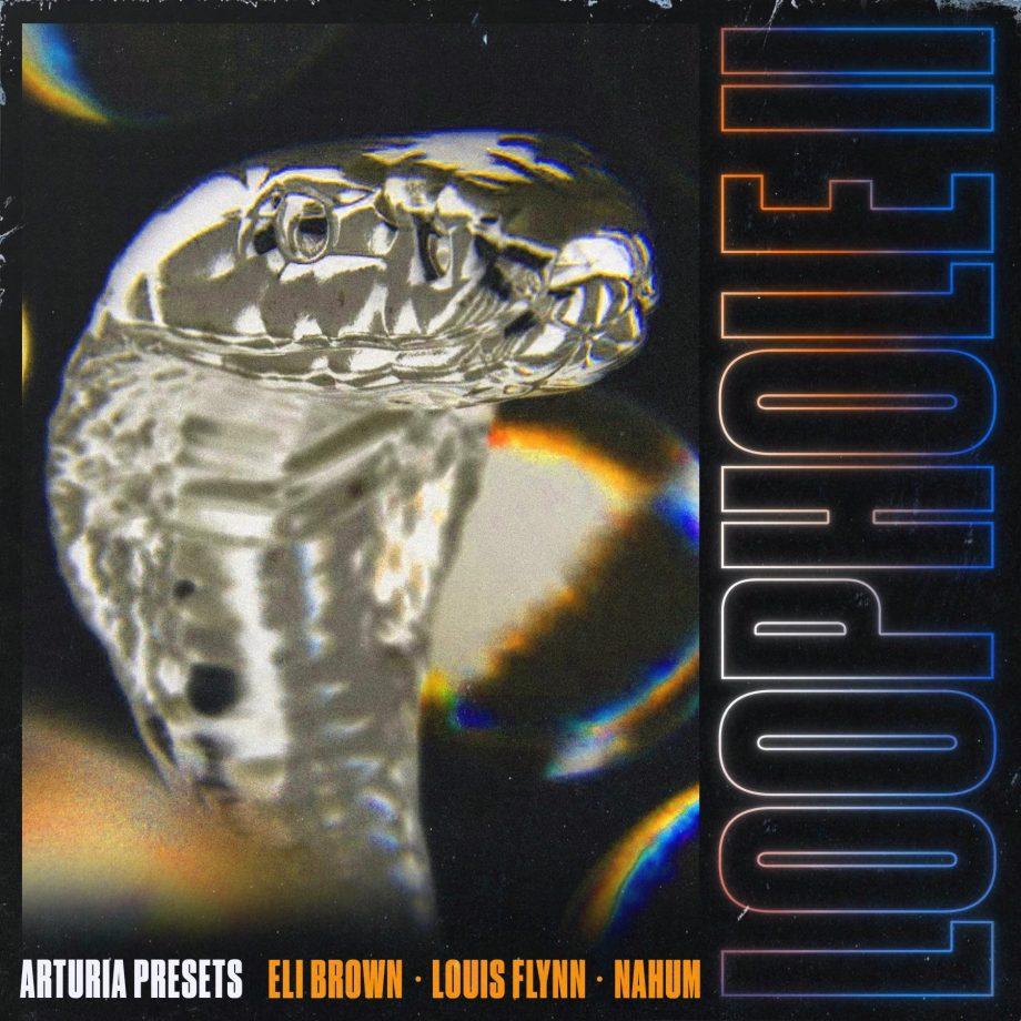 Up North Music Group - LOOPHOLE II - ARTURIA ANALOG LABS 4 BANK