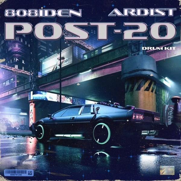 Ardist & 808iden - Post-20 - Drum Kit
