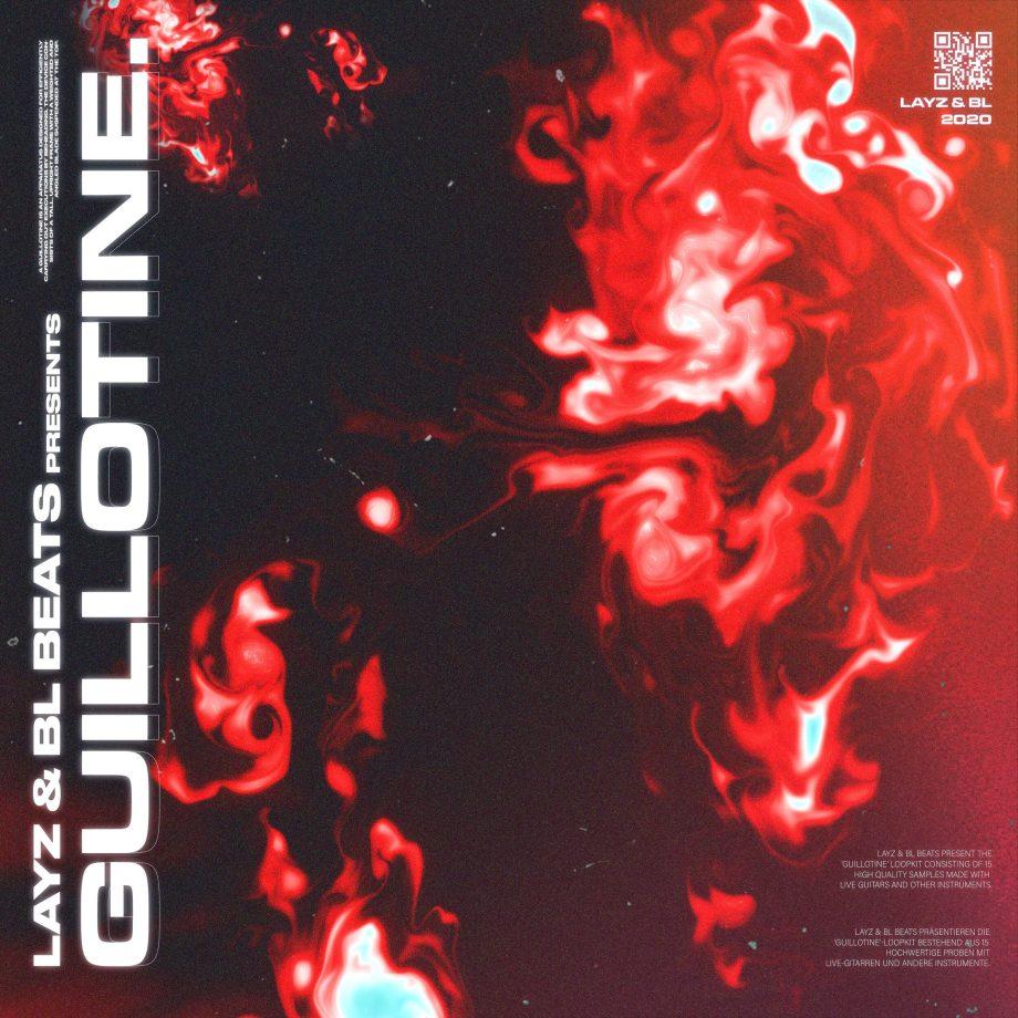 Cash Gang LayZbeats x BL Beats Guillotine Guitar Loop Kit