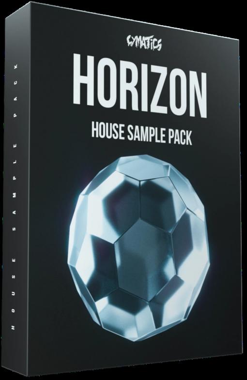 Cymatics - Horizon - House Sample Pack