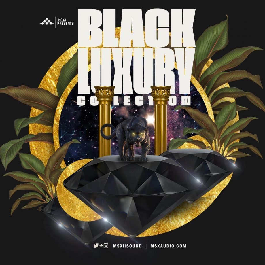 MSXII Sound Black Luxury Collection Compositions