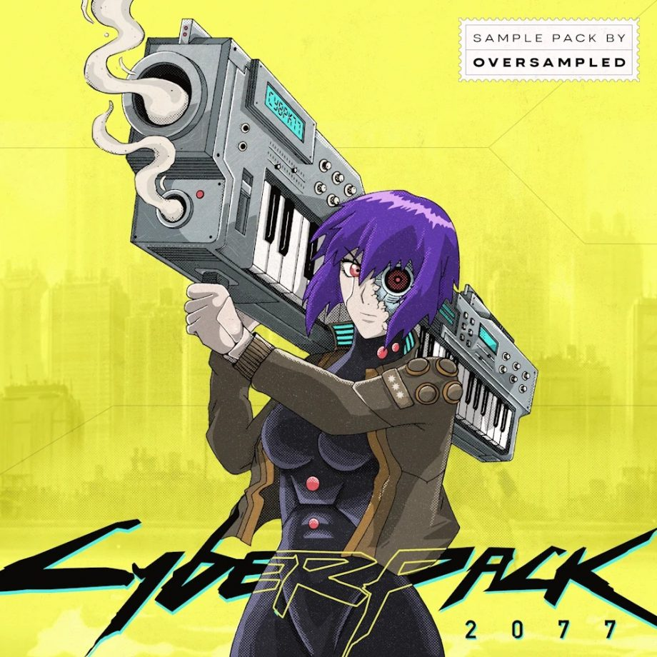 Oversampled CYBERPACK 2077 Sample Pack