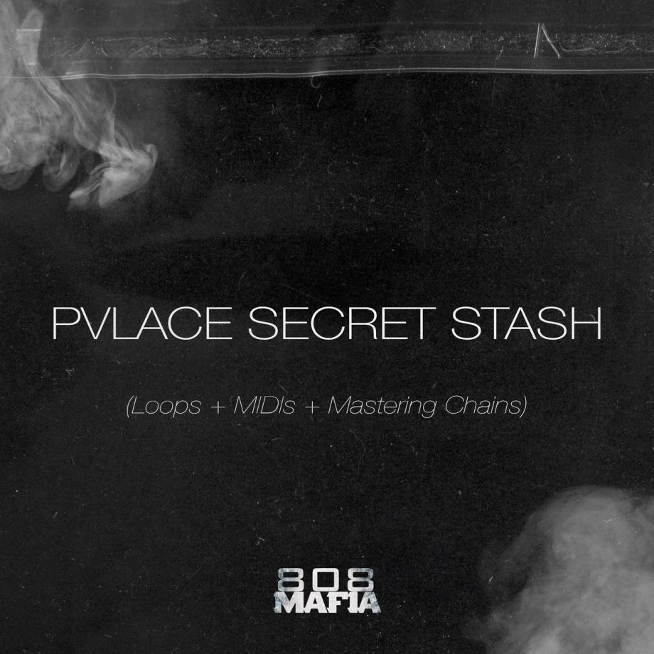 PVLACE Secret Stash Mastering Chains LOOPS MIDIs