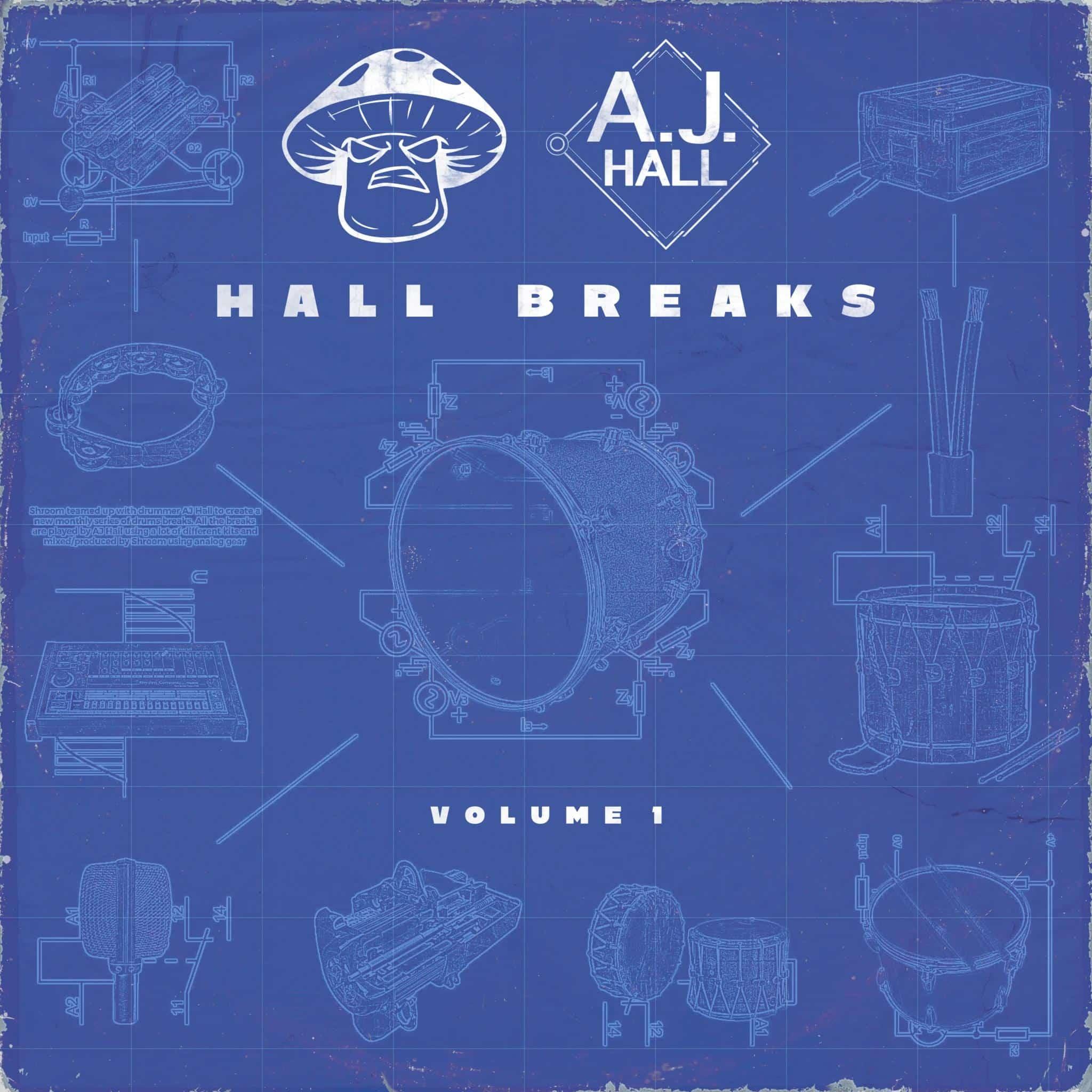 Shroom Hall - Breaks Vol.1