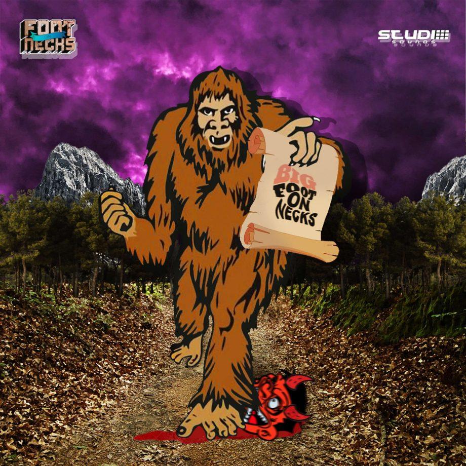 Studio Sounds - Big Foot On Necks (Drum Kit & Massive Presets)