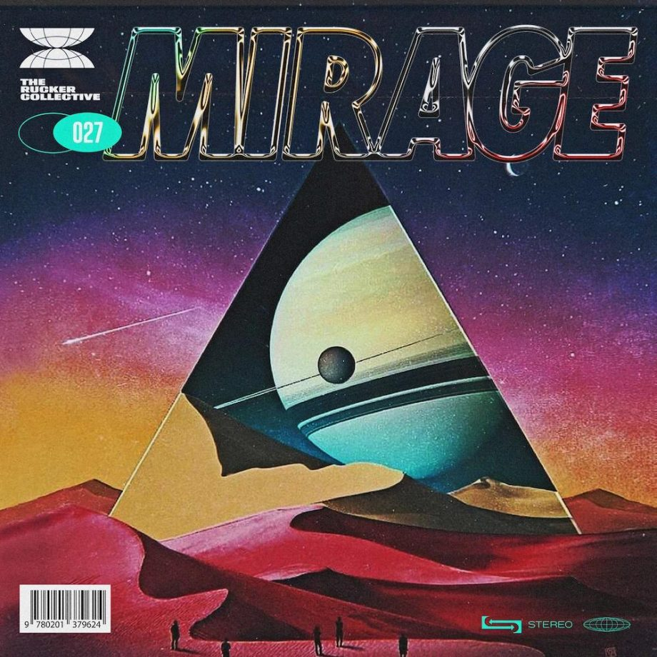 The Drum Broker The Rucker Collective 027 Mirage Compositions