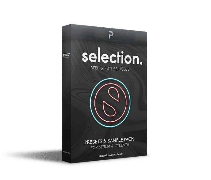 The Producer School Selected Style Presets