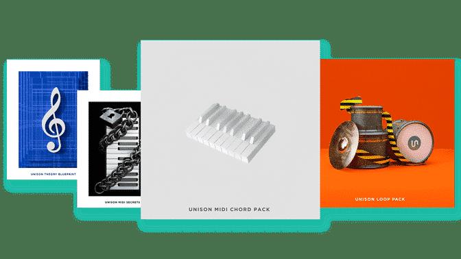 Unison - MIDI Chord Pack