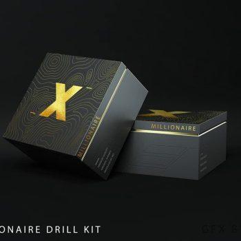 49X x TRAKTRAIN - 'MILLIONAIRE' Drill Kit