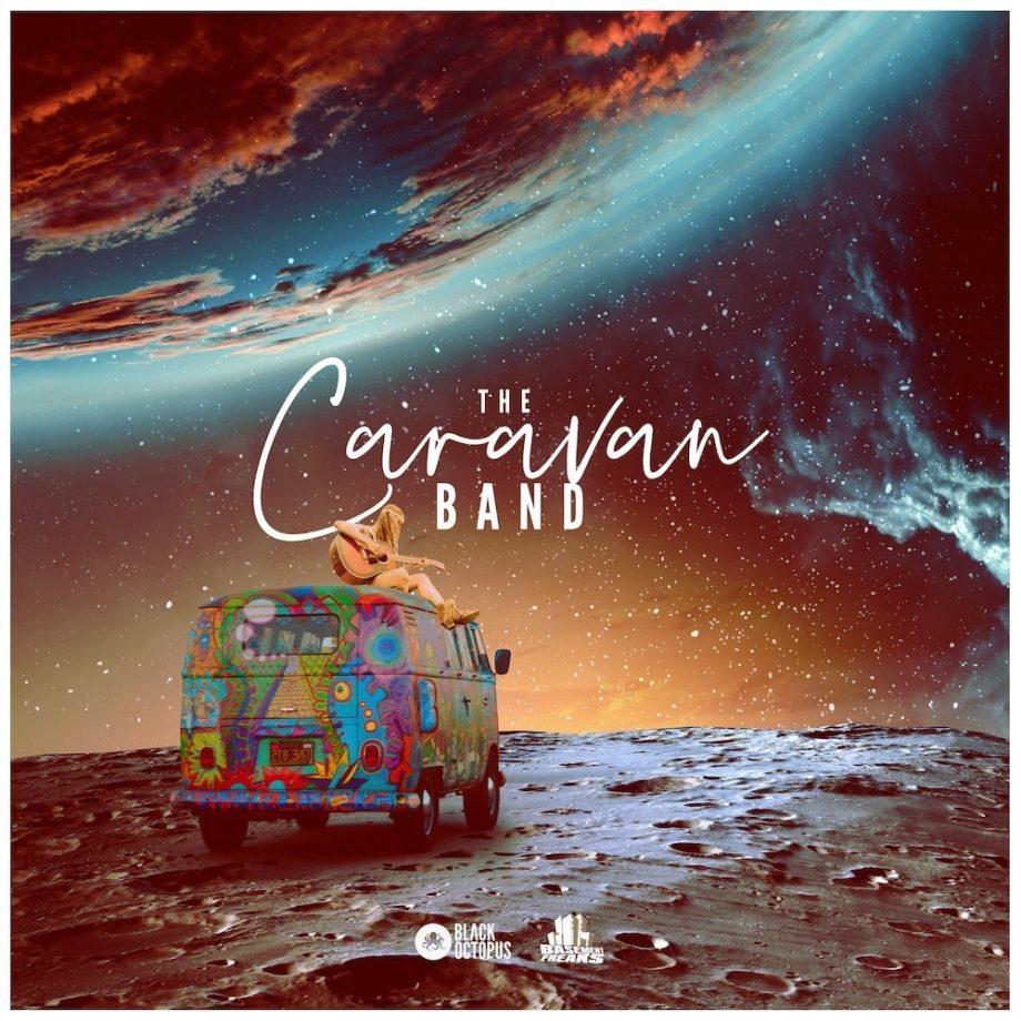 Black Octopus Sound Basement Freaks Presents The Caravan Band