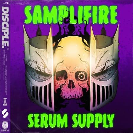 Disciple Samples x Splice Samplifire Serum Supply Vol. 1