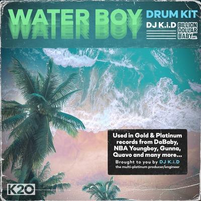 Dj K.i.D - Waterboy Drum Kit