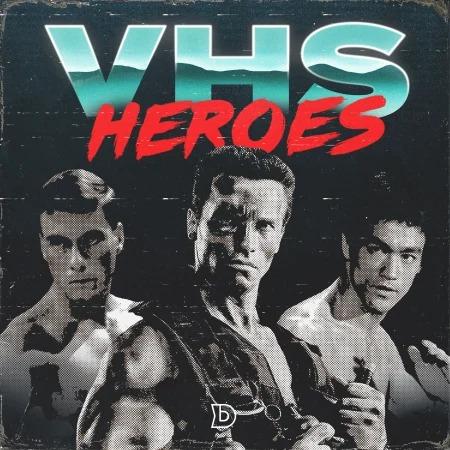 DopeBoyzMuzic VHS Heroes Sample Pack