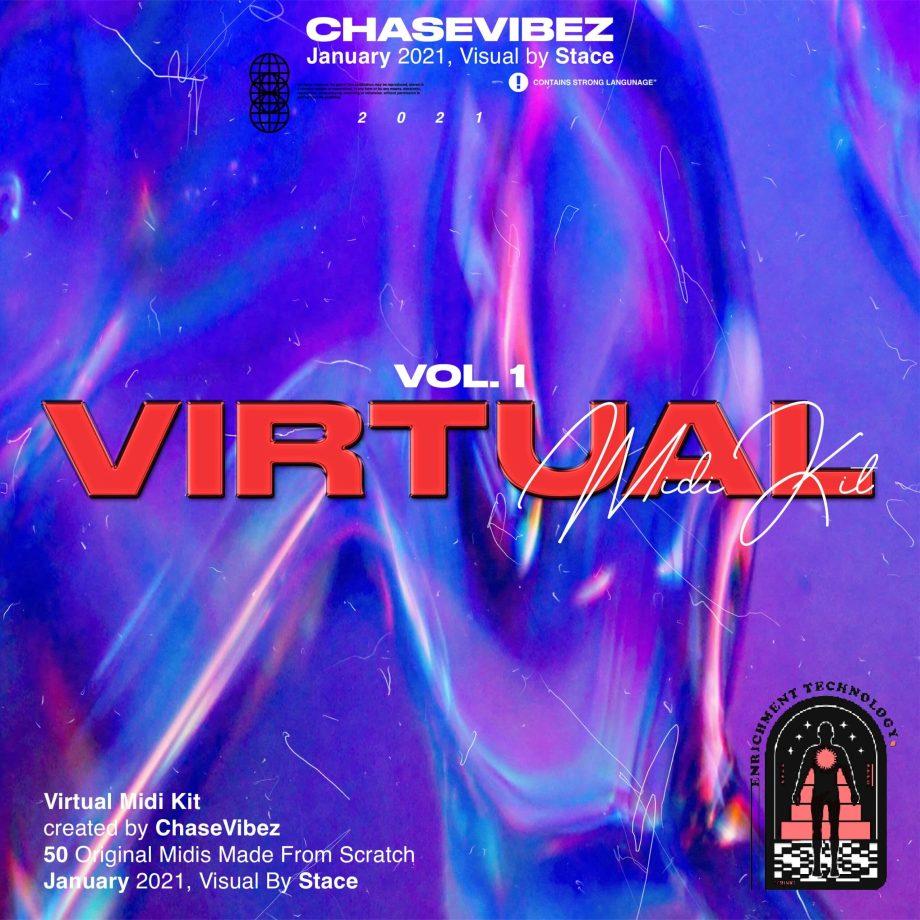 Drumify Chase Vibez – Virtual Midi Kit Vol.1 Midi Kit