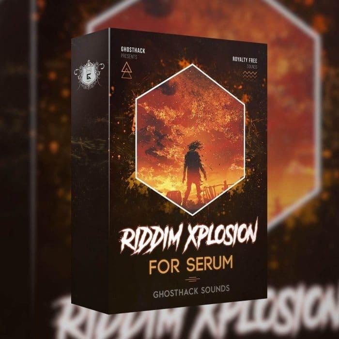 Ghosthack Riddim Xplosion Royalty Free Presets for Serum
