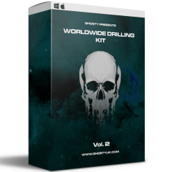 Ghosty - WORLDWIDE DRILLING KIT VOL. 2