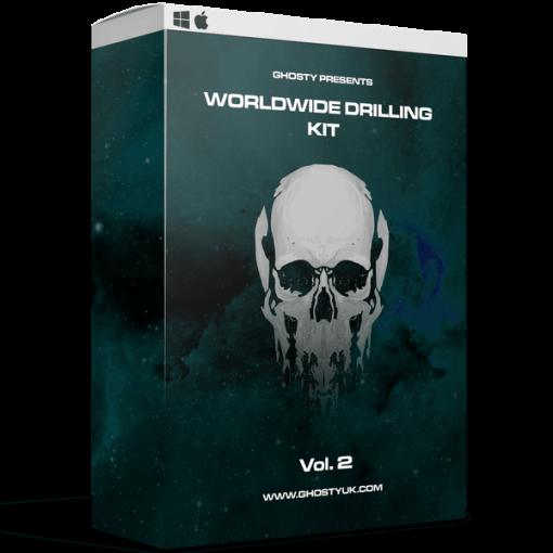 Ghosty - WORLDWIDE DRILLING KIT VOL. 2