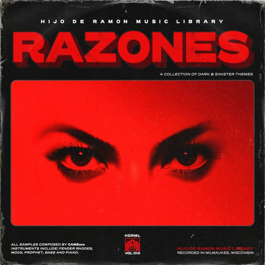 Hijo De Ramon Music Library Volume 10 Ramones Compositions Stems