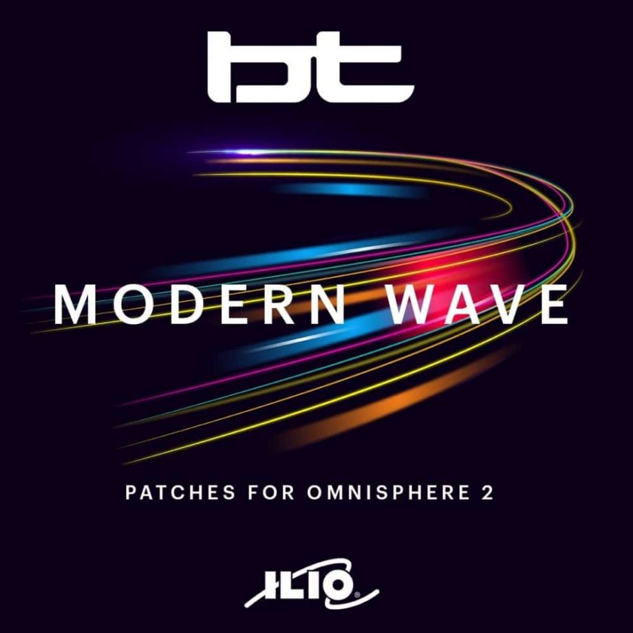 ILIO BT Modern Wave Retro Modern Analog Synth Tones